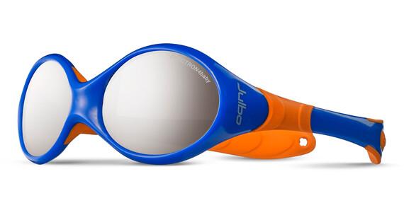 Julbo Looping II Spectron 4 Lapset Aurinkolasit 12-24M , oranssi/sininen